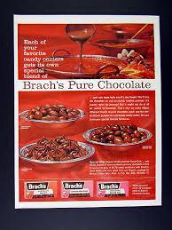 1962 brach s brachs chocolate peanuts bridge mix vintage