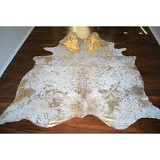 gold cowhide rug cievi u2013 home