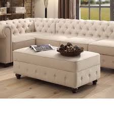 Upholstered Storage Ottoman Coffee Table Best 25 Ottoman Table Ideas On Pinterest Industrial Outdoor