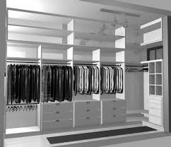 fantastic double door enclosed closet design ideas for modern