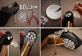 astuce cuisine facile comment customiser vos chaussures zeinelle magazine