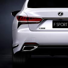 jual lexus sport lexus ls 500 f sport bakal diperkenalkan di new york