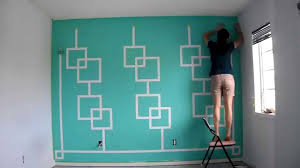 Accent Walls by Turquoise Accent Wall Youtube
