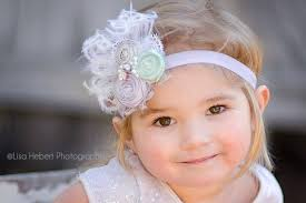 flower girl hair accessories accessories couture headband matilda wedding newborn
