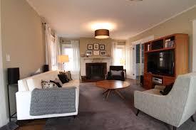 living room lighting styles