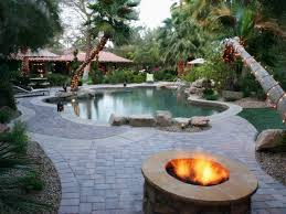 palm trees pool landscaping plants swimming pool landscaping