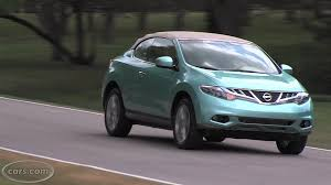 2011 Nissan Murano Crosscabriolet Overview Cars Com