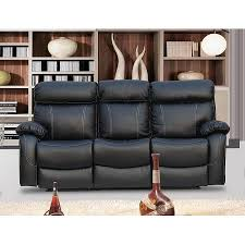 Double Reclining Sofa by Primo International Chateau Bonded Leather Double Reclining Sofa
