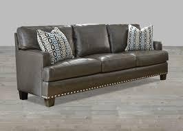Leather Sofa Used Used Simon Li Winslow Top Grain Leather Sofa In Temple With