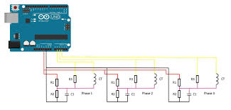 single phase energy meter wiring diagram