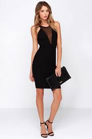 cut out dresses black dress cutout dress halter dress 44 00