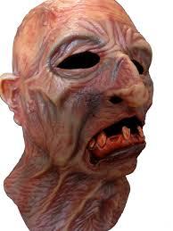 Zombie Mask Dead Zombie Corpse Mask Supersoft