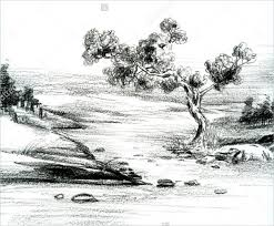 8 nature drawings art ideas free premium templates