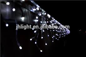 White Icicle Lights Outdoor Outdoor Light Strands Bright White Icicle Lights Where
