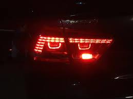 2011 vw cc led tail lights fog light indicator tdiclub forums