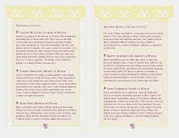 Sample Of Wedding Program Saman U0027s Blog Victorian Wedding Dress The Following Stamps Are A
