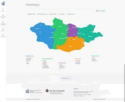 Mongolia On World Map Mongolia Economic Forum Building Credibility Through Provincial
