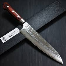 Best Japanese Kitchen Knives Best Sakai Takayuki Layer Damascus Gyuto Japanese Kitchen Chef