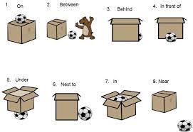 collections of preposition activities for kindergarten unique