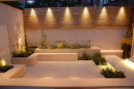 Ewing Landscape Lighting Courtyard In Chelsea 17 Copyright Rowe Garden Design