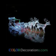 Christmas Reindeer Garden Decorations by Wholesale Best Cd Ls107 Outdoor Led Light Christmas Decorations