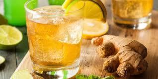 Teh Mint resep sehat es teh dengan jahe dan daun mint vemale