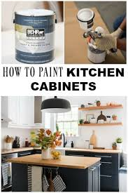 what type of behr paint for kitchen cabinets you can paint kitchen cabinets it s easy and it can make