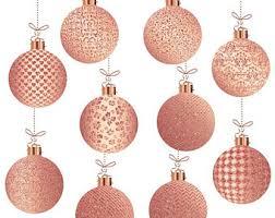 gold ornaments etsy