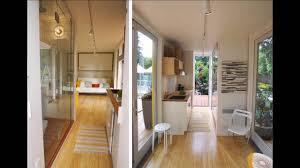 amazing container homes interior youtube