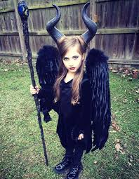 Cool Halloween Costumes Kids 25 Maleficent Costume Kids Ideas