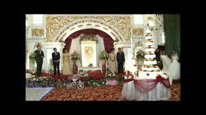 wedding cake kelapa gading mc daniel reinhard wedding cake cutting angke rest jakarta