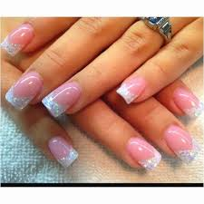 pink nail polish for french manicure softer french gel nails