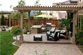 cover patio with pavers wood patio covers galleries western