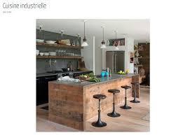 cuisine industrielle deco decoration cuisine industrielle galerie avec deco style industriel