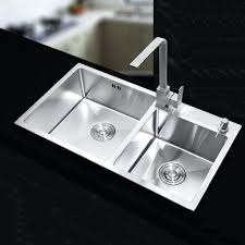 inset sinks kitchen top mount kitchen sinks double bowl kitchen sink stainless steel top