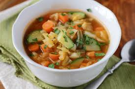 lovable garden vegetable soup recipe weight watchers 0 point
