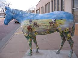21 best the horses of amarillo texas images painted
