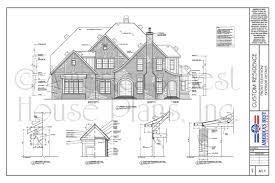 custom house plans custom house plans design ideas custom house plan