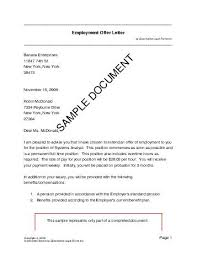 employment offer letter germany legal templates agreements