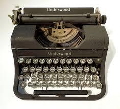 Typewriter Meme - molly rausch objects installations typewriters