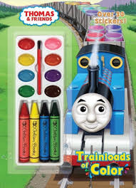 trainloads of color thomas the tank engine wikia fandom