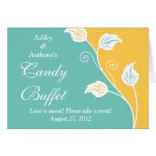Wedding Buffet Signs by Candy Buffet Sign Gifts On Zazzle