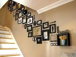 How To Decorate Stairs Mesmerizing Stairwell Decorating Ideas How
