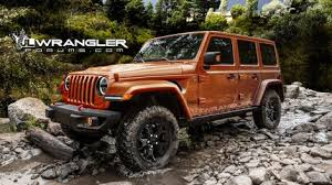 jeep wrangler pics 2018 jeep wrangler this is finally it