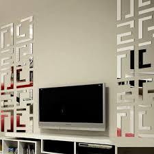 Mirror Sets For Walls Home Decor Creative Mirror Sets Large Wall Decor Decorative Wall