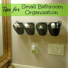 small bathroom small home organization the bathroom cabinet the