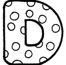 bubble letter d bubble letter d coloring pages printable coloring