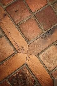 log cabin floors tiles reclaimed log end wood tile flooring guest house bathroom