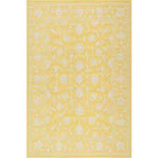 Yellow Rugs 9 X 12 Yellow Outdoor Rugs Rugs The Home Depot