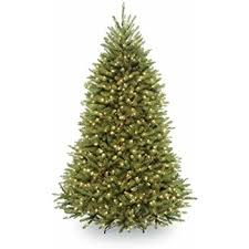 national tree 7 5 foot feel real spruce